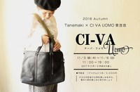 CI-VA Order show;CI-VAメンズ受注会