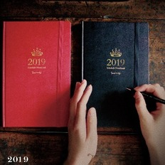 New Arrival;2019Tanemakiスケジュール帳