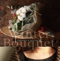 Winter bouquet;冬のブーケ